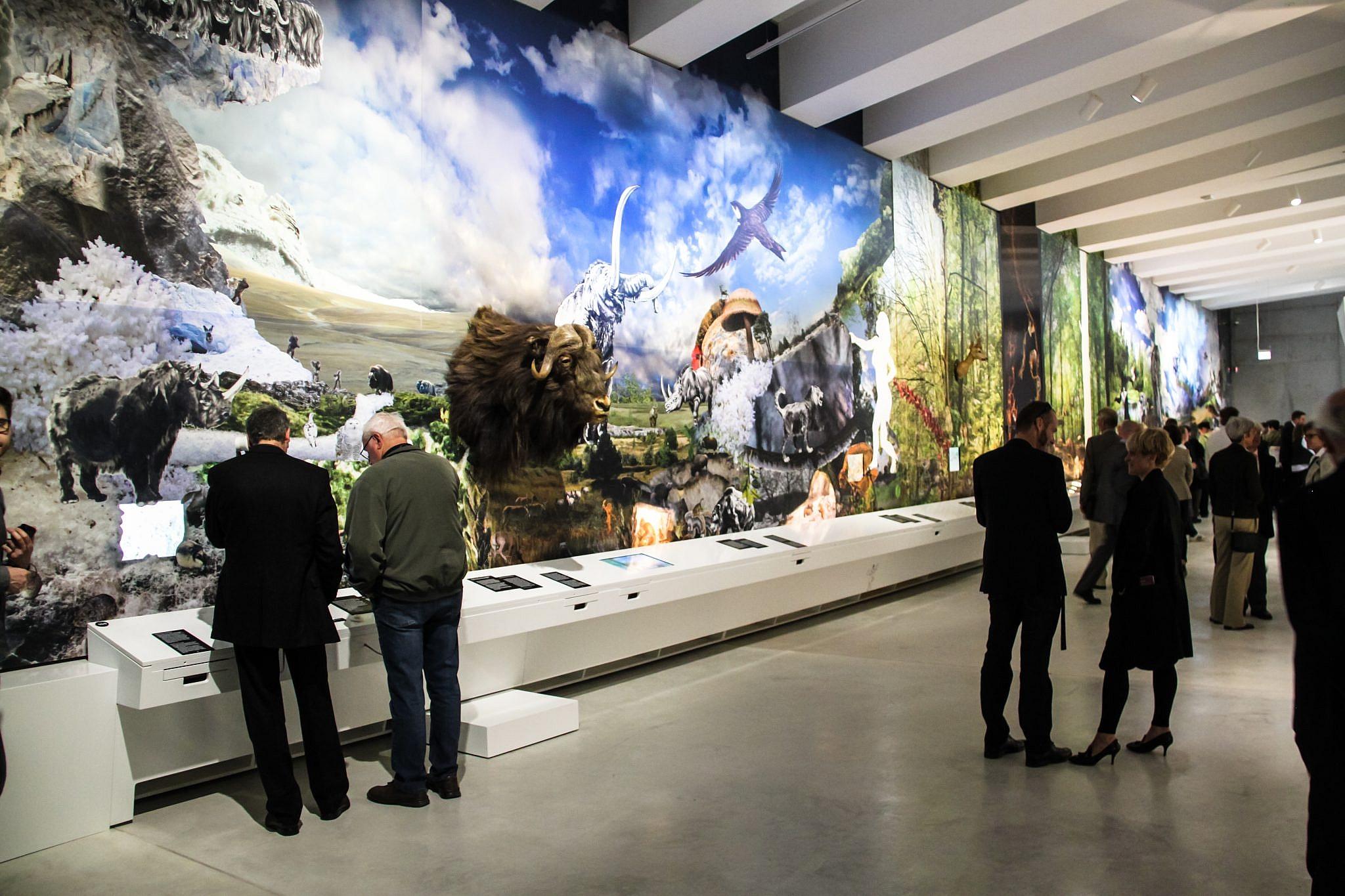 """Ausstellung """"Schöninger Speere"""""""