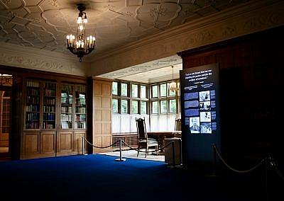 """Ausstellung """"75 Jahre Potsdamer Konferenz"""""""